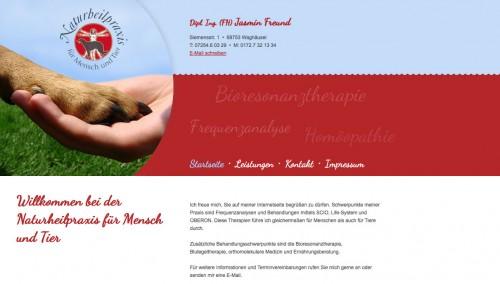 Firmenprofil von: Erfahrene Heilpraktikerin in Waghäusel