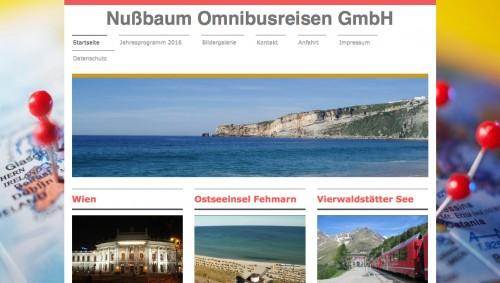 Firmenprofil von: Nußbaum Busreisen GmbH: Ihr Busunternehmen in Pirmasens