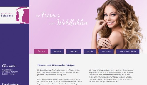 Firmenprofil von: Friseure mit Stil: Salon Schipper in Bad Kissingen