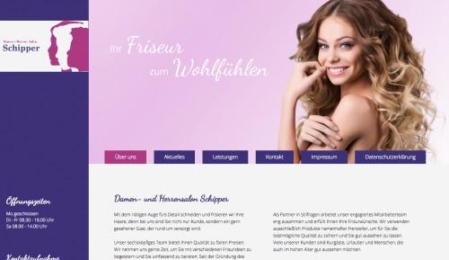 Firmenprofil von: Friseure mit dem Auge fürs Detail: Salon Schipper in Bad Kissingen