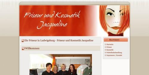 Firmenprofil von: Neuer Haarschnitt von der Friseur & Kosmetik Jacqueline GmbH in Ludwigsburg