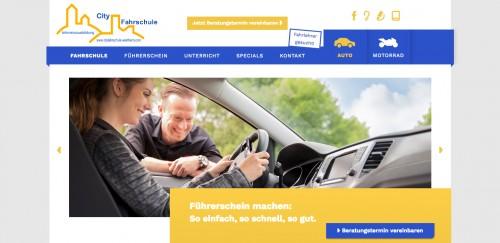 Firmenprofil von: Ihre freundliche City-Fahrschule in Weinheim