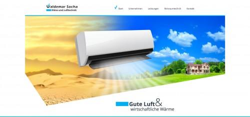 Firmenprofil von: Klima- und Lüftungsbau Socha in Bochum