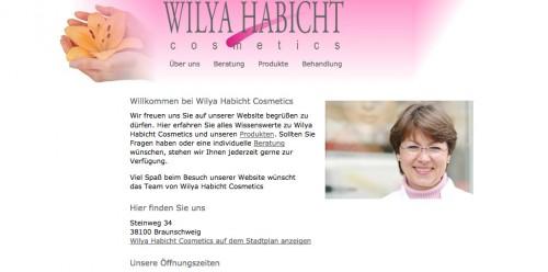 Firmenprofil von: Individualisierte Kosmetik in Braunschweig sorgt für einen strahlenden Teint Bei Wilya Habicht Cosmetics in besten Händen