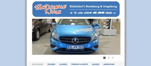 Firmenprofil von: Führerscheine aller Klassen: Fahrschule Rinck in Rendsburg