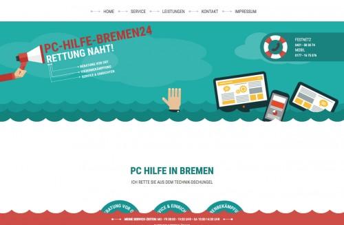 Firmenprofil von: PC-Hilfe-Bremen24: Zuverlässige Hilfe zur Virenbekämpfung und Systemwiederherstellung