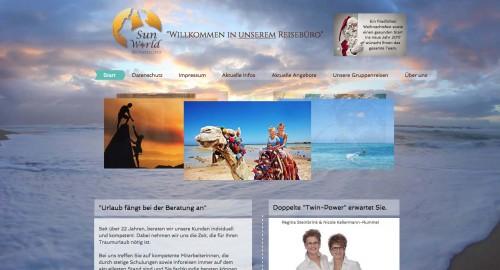 Firmenprofil von: Reisebüro Sun-World in Duisburg