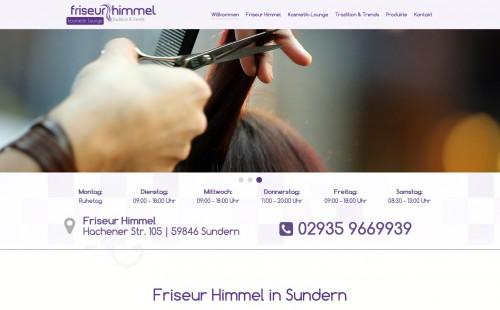 Firmenprofil von: Friseur und Kosmetik-Lounge Himmel in Sundern-Hachen