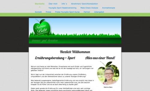 Firmenprofil von: Mehr Wohlbefinden mit der Ernährungsberatung im Raum Nürnberg