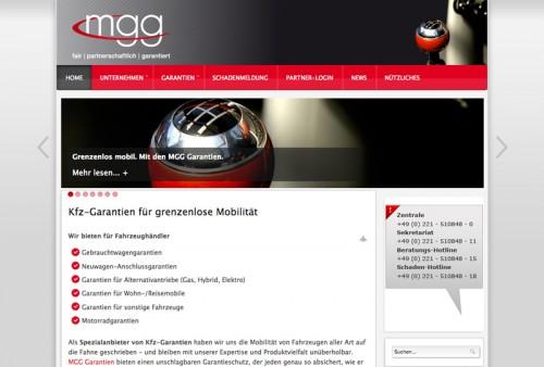 Firmenprofil von: MGG Mobile Garantie in Köln: Eine zusätzliche Gebrauchtwagengarantie