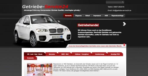 Firmenprofil von: Getriebe- Service 24 Kassel UG (haftungsbeschränkt) in Fuldatal