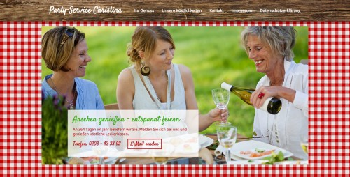 Firmenprofil von: Erstklassiges Catering in Duisburg