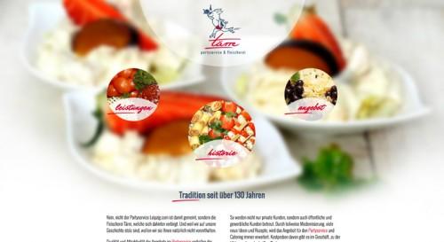 Firmenprofil von: Partyservice Tärre in Leipzig