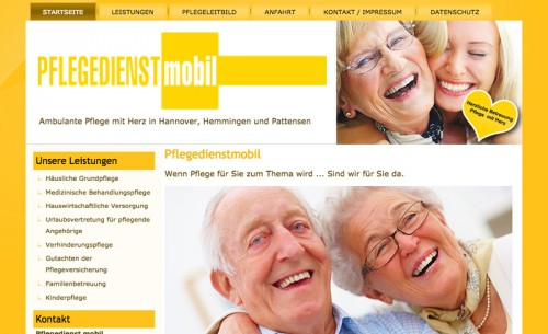 Firmenprofil von: Ambulanter Pflegedienst in Hemmingen: Pflegedienst mobil