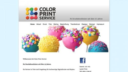 Firmenprofil von: Werbetechnik in Trier: mit Color Print Service fällt Werbung auf