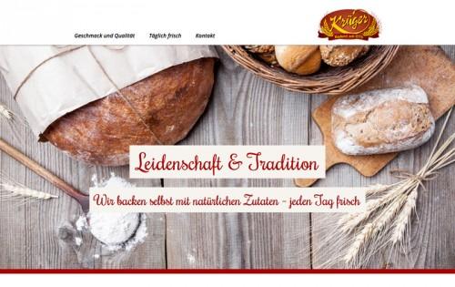 Firmenprofil von: Bäckerei und Konditorei Krüger GbR