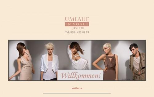 Firmenprofil von: Friseursalon Umlauf En Vogue Berlin-Prenzlauer Berg