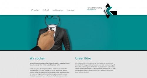 Firmenprofil von: Steuerberater Herbert Kämmerling in Mülheim-Kärlich und Umgebung