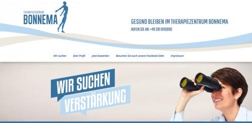 Firmenprofil von: Therapiezentrum Bonnema in Wesel und Umgebung