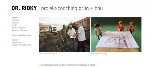 Firmenprofil von: Das Projekt in die richtige Bahn lenken: