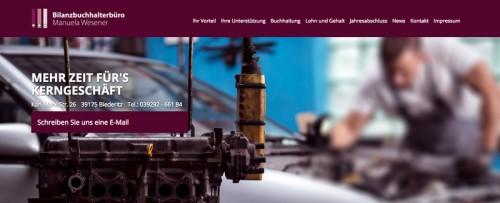 Firmenprofil von: Forderungsmanagement: Die Valutafristen im Blick mit Bilanzbuchhalterbüro Wesener in Biederitz