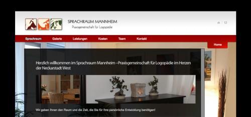 Firmenprofil von: Praxisgemeinschaft für Logopädie in Mannheim: Sprachraum Mannheim