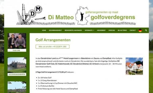 Firmenprofil von: Für Golfer aus der Region Düsseldorf: Golfreisen mit Francesco di Matteo