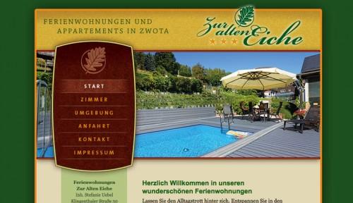 Firmenprofil von: Entspannende Übernachtungen in den Ferienwohnungen in Zwota