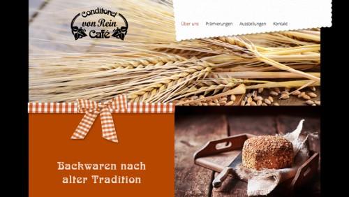 Firmenprofil von: Traditionelle Manufaktur: Conditorei von Rein Café in Stuttgart