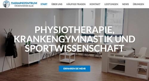 Firmenprofil von: Professionelle Physiotherapie für die Schulter in Bonn