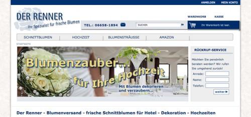 Firmenprofil von: Blumen aus der Region Fulda bundesweit : BestFlowers GmbH & Co. KG