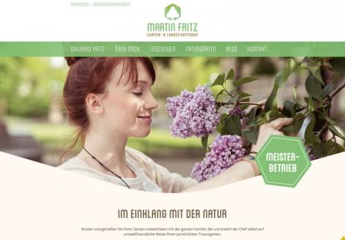 Firmenprofil von: Professioneller Garten und Landschaftsbau Fritz in Hamburg