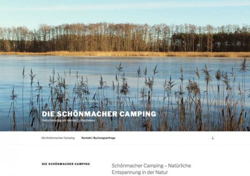 Firmenprofil von: Ziel der Tinyhouse Community in Berlin: Die Schönmacher Camping GmbH