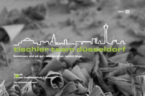 Firmenprofil von: Schreinerei aus Leidenschaft: Meisterbetrieb tischler team düsseldorf GbR