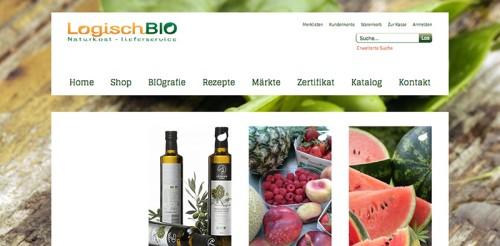 Firmenprofil von: Natürlich ernähren mit Logisch Bio in Berlin