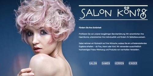 Firmenprofil von: Mehr Selbstbewusstsein durch perfekte Haare