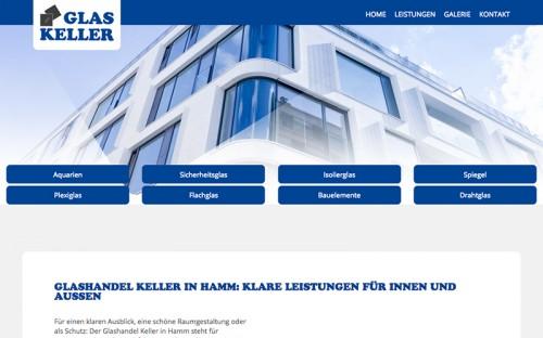 Firmenprofil von: Notverglasung in Hamm – Glashandel Keller