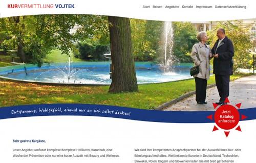 Firmenprofil von: Kurvermittlung Vojtek in Aue