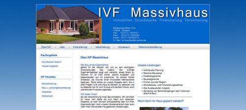 Firmenprofil von: IVF Massivhaus in Berlin
