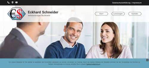 Firmenprofil von:  Ihr Partner für die Lohnbuchhaltung in Oberhausen: Eckhard Schneider