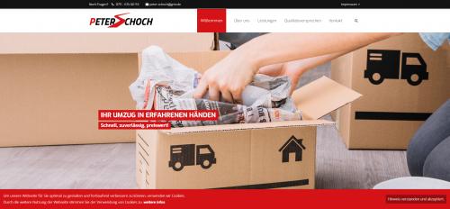 Firmenprofil von: Stressfreier Umzug in Stuttgart: Umzüge Schoch Transporte