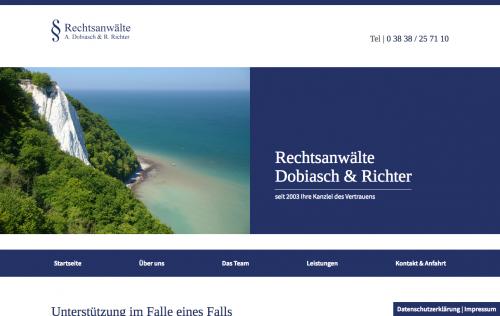 Firmenprofil von: Experten für Arbeitsrecht in Bergen auf Rügen