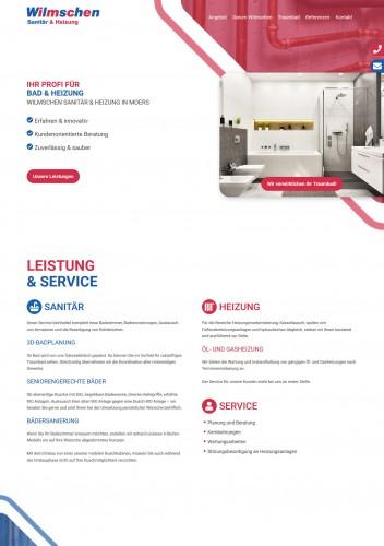Firmenprofil von: Wilmschen Sanitär und Heizung: Ihr Weg zum Traumbad