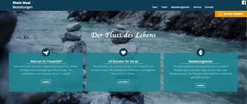 Firmenprofil von: Ruhestätte für Sternenkinder in Ratingen: Rhein-Waal Bestattungen