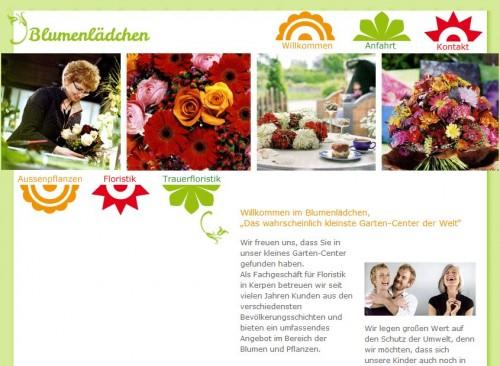 Firmenprofil von: Bunte Vielfalt bei Floristik Blumenlädchen in Kerpen