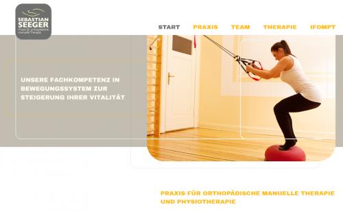 Firmenprofil von: Praxis für Physiotherapie u. manuelle Therapie nach internationalen Richtlinien der IFOMT in Berlin-Charlottenburg