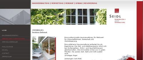 Firmenprofil von: SEIDL Bauingenieurbüro, Immobilien/Verwaltung und Immobilienmakler in Grünwald