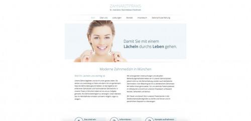 Firmenprofil von: Zahnbehandlung so sanft wie noch nie; Zahnarztpraxis Babaei in München am Isatorplatz