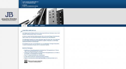 Firmenprofil von: Kontierungen in Fürth: Selbständige Bilanzbuchhalterin Jacqueline Brändlein