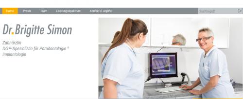 Firmenprofil von: Zahnärztliche Privatpraxis Dr. Brigitte Simon